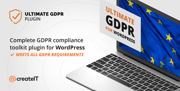 Ultimate GDPR Plugin by createIT
